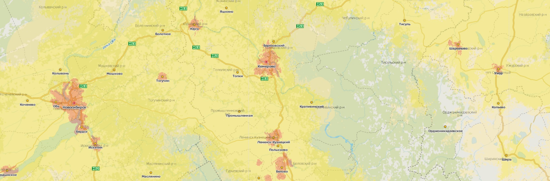 Тарифы Билайн Кемеровская область 2019 год