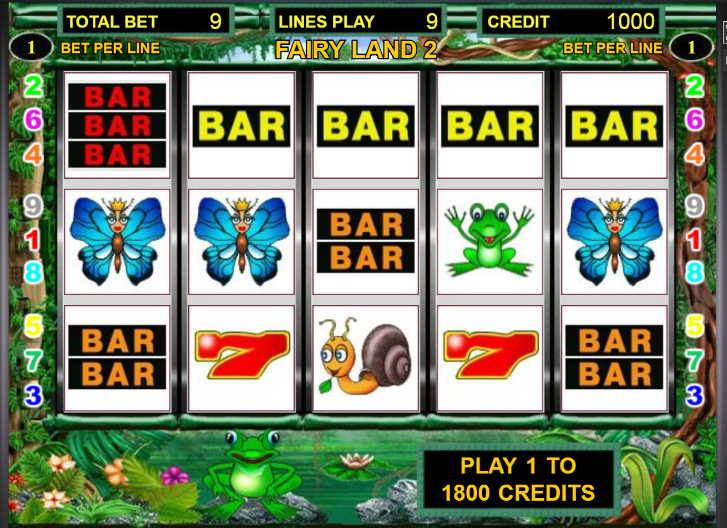 Обзор игрового автомта Fairy Land 2 Лягушки: как играть бесплатно