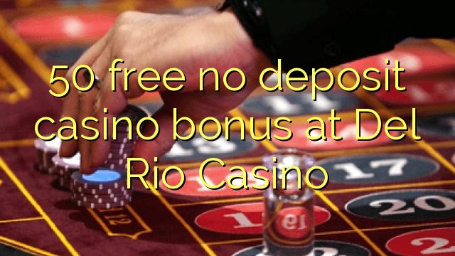 Онлайн казино Дель Рио: поощерительные бонусы и акции